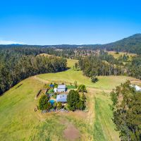 SOLD!! 'Bonnybrook' NE facing property on 75 acres *