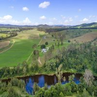 SOLD!! Highly productive 98 acres with panoramic 360 degree views