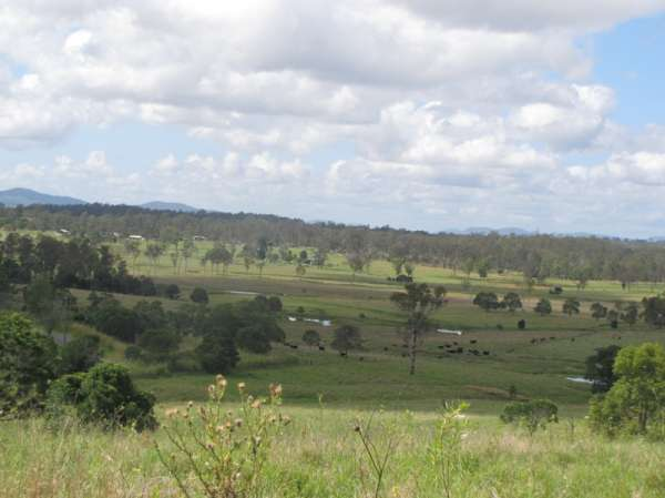 34 acres of lush green pastures only 25 minutes to Gympie