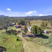 SOLD!! 'Hillview' Peaceful and Private 152 acres