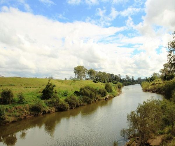 SOLD!! Fertile, productive and highly developed - Mary River irrigation property