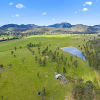 SOLD!! Highly Fertile 354 Acres - 3km Creek Frontage