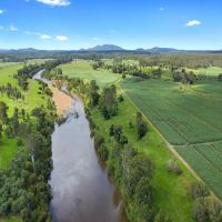 SOLD!!  'Dickabram' Prime Mary River Irrigation in 2 freehold titles