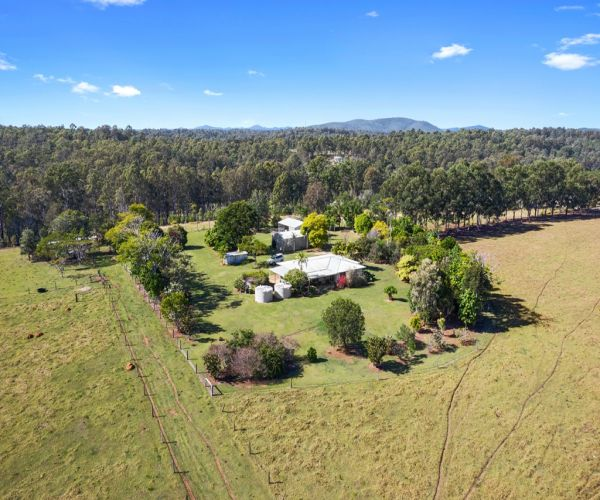 SOLD!! 100 Fertile Acres in the Heart of Glenwood