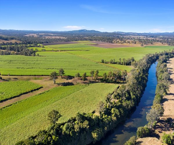 UNDER OFFER!!  'Bellmary' Prime Mary River Irrigation in 4 Titles